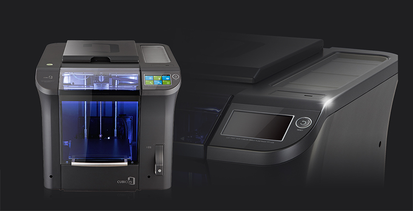 Máy in 3d Cubicon Singer Plus