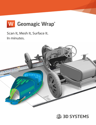 Geomagic Wrap software 2017
