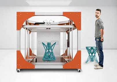 3D printer bigsize BigRep One