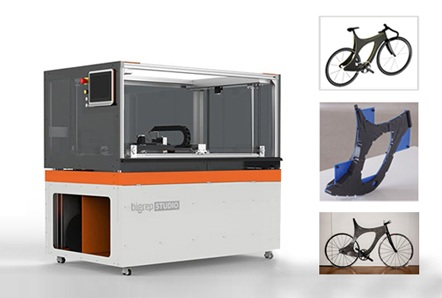 3D printer bigsize BigRep Studio